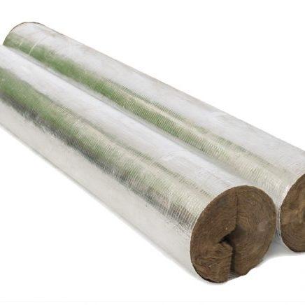 «Izolux Premium» foil-faced cylinder. Density: 100 kg/m3