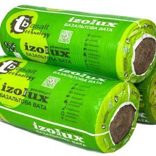 Мат НЛ «Izolux Premium» густиною 40/30/25 кг/м. куб.