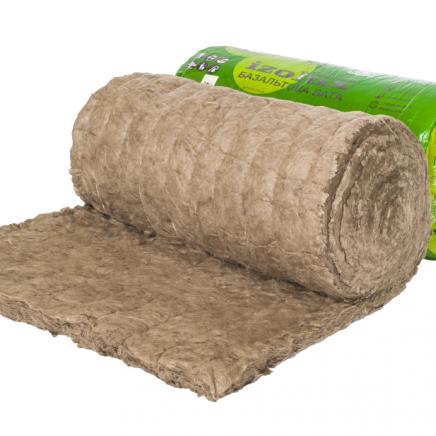 «Izolux Premium» stitched mat. Density: 120/100/80/70/60/50 kg/m3