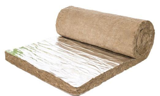 Сфера застосування фольгованої базальтової вати