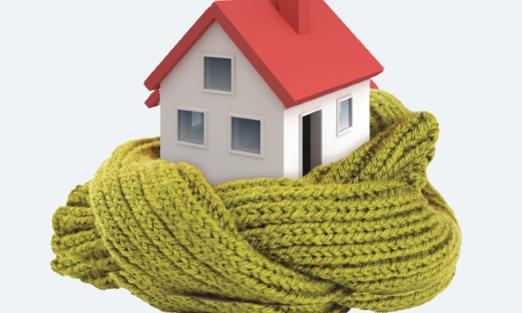 Чому тепло йде з вашого будинку ?